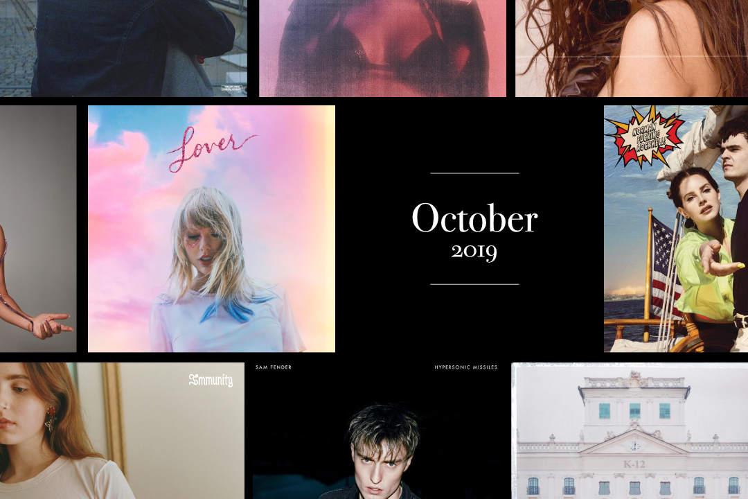 10月英文歌推薦|10首歌,讓你暫時忘卻城市的喧囂,恣意搖擺吧!