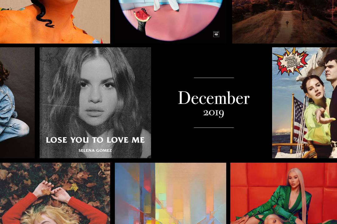 12月英文歌推薦|從 Selena Gomez 到 Billie Eilish,15首必聽歌曲!