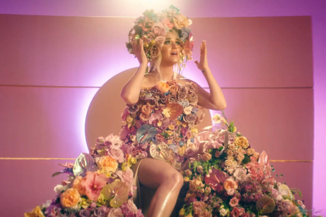 Katy Perry -〈Never Worn White〉歌詞翻譯與介紹:宣布懷孕喜訊!?