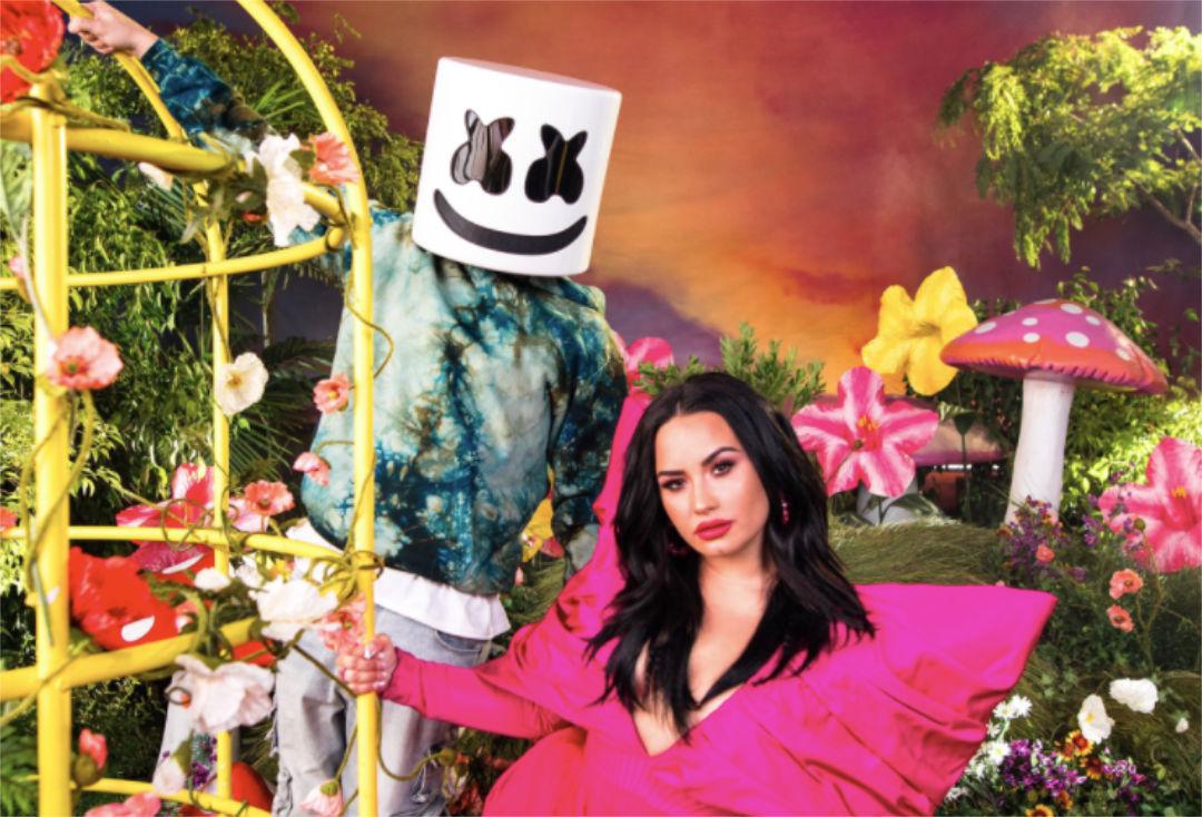 Marshmello & Demi Lovato – OK Not To Be OK 歌詞翻譯與歌曲介紹