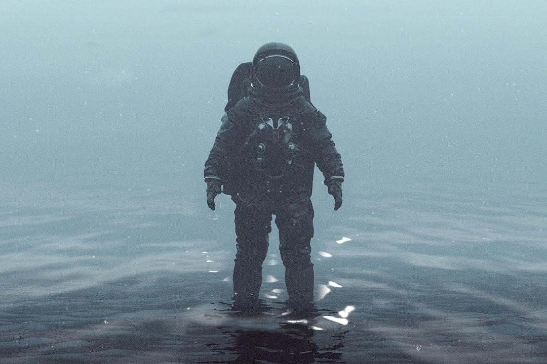 Masked Wolf –  Astronaut In The Ocean:深陷憂鬱之海,像個無重力漂浮的太空人|歌詞翻譯與歌曲介紹