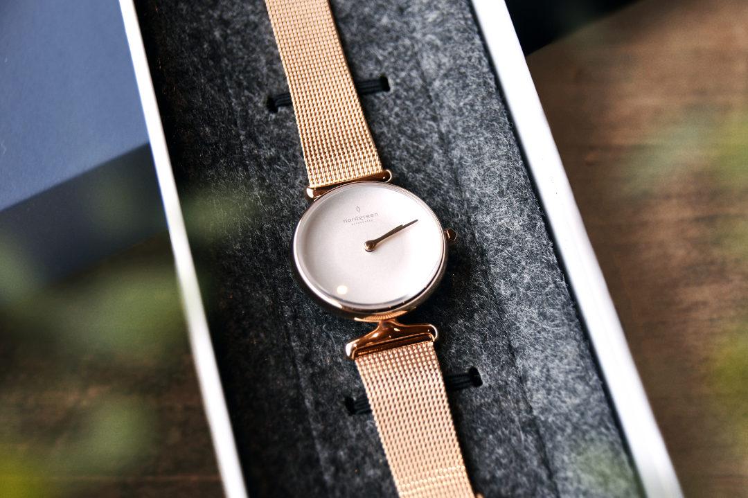 【母親節禮物推薦】丹麥手錶 Nordgreen 評價與開箱,兼具精緻設計與永續價值:The Unika 獨特系列